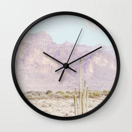 Moon Rise Wall Clock