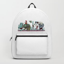 Trollhunters Parade Backpack
