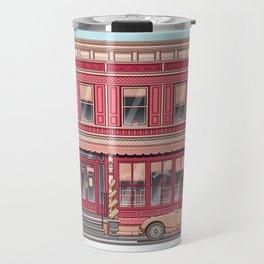 The Roving Gambler Travel Mug