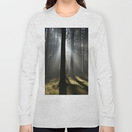 Sunlight Through the Trees Long Sleeve T-shirt
