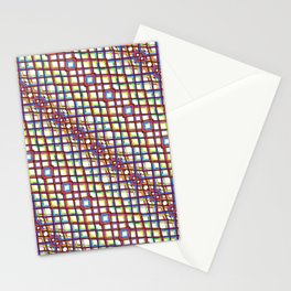 Fish Scale - Mandala Premium Series 004 Stationery Cards