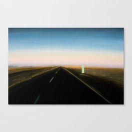 Mile 227 Canvas Print