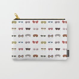 Retro sunglasses Carry-All Pouch