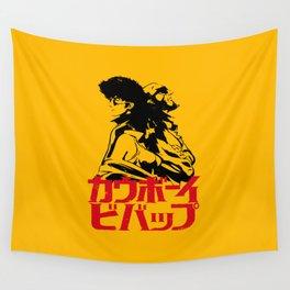 001 Cowboy Bebop Trio Wall Tapestry