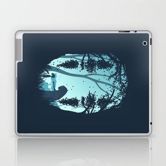 Lonely Spirit Laptop & iPad Skin