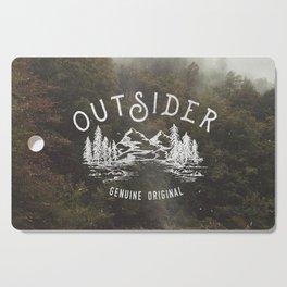 Outsider Cutting Board