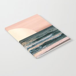 Summer Sunset Notebook