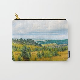 Autumn in the Mountains Carry-All Pouch