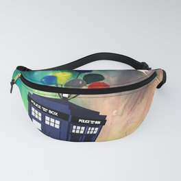 Tardis Dr. WHO Fanny Pack