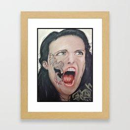 painless Framed Art Print