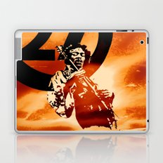 MADE OUT OF GOLD Laptop & iPad Skin