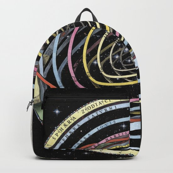 The time of the seasons and the constellations Backpack