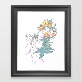 Pretty Boy 4 Framed Art Print