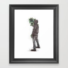 Absolution Framed Art Print