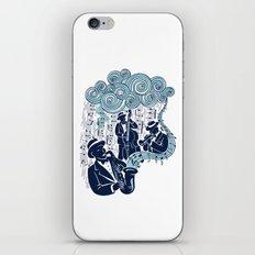 Got the Blues iPhone & iPod Skin