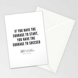 71   | Mel Robbins Quotes | 190802 Stationery Cards