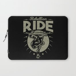 Rebellion ride Laptop Sleeve