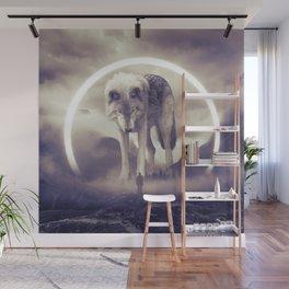 aegis II | wolf Wall Mural
