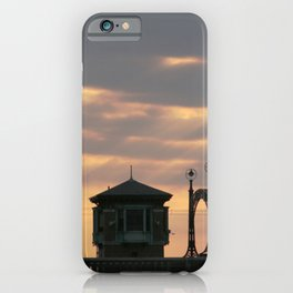 Rays of Light iPhone Case