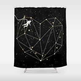 Astronaut Found Love in Space Shower Curtain