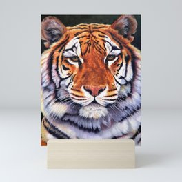 Tiger Sultan of Siberia Mini Art Print