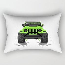 [JEEP] Greengoblin_TJ Rectangular Pillow