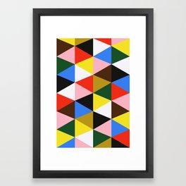 EAMES! Framed Art Print