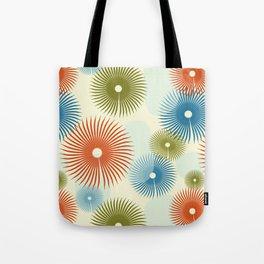 Retro Flower Pattern #society6 #buyart #decor Tote Bag