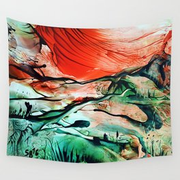 RiverDelta Wall Tapestry