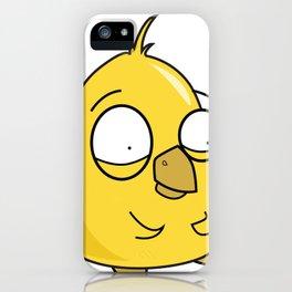 Happy Bird iPhone Case