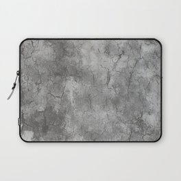 tree trunk texturized for background and texture Laptop Sleeve