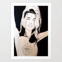 tallis Art Print