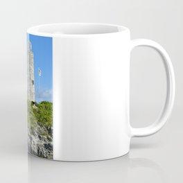 Blue Lagoon Island, Bahamas Coffee Mug
