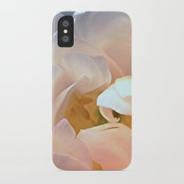 My favorite tulip -- Tulipa Angélique iPhone Case