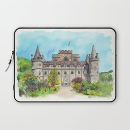Inveraray Castle Laptop Sleeve