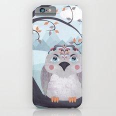 Whimsical Bird Slim Case iPhone 6s