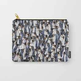 Singing Penguin Carry-All Pouch