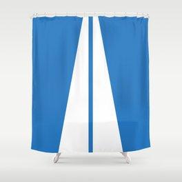 Autobahn Shower Curtain