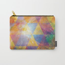 Geometric Galaxy Carry-All Pouch