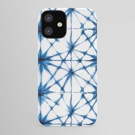 Shibori Tie Dye Pattern iPhone Case