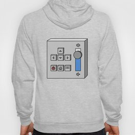 Self Controller Control Unit Interface Hoody