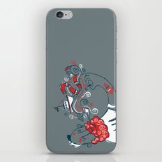 The Telling Sailor iPhone & iPod Skin