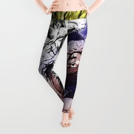 All might Beyond Plus Ultra Leggings
