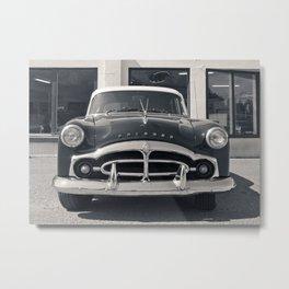 American Packard Metal Print
