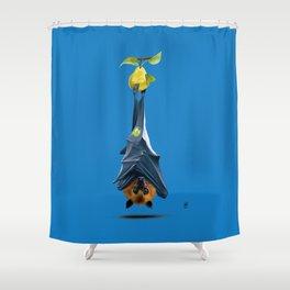 Peared (Colour) Shower Curtain