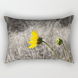 Sunflower Daydream Rectangular Pillow
