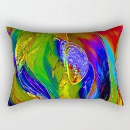 Luna Garden Rectangular Pillow