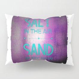 summer text Pillow Sham