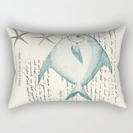 Nautical Mile 2 Rectangular Pillow