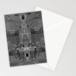 post organic Stationery Cards